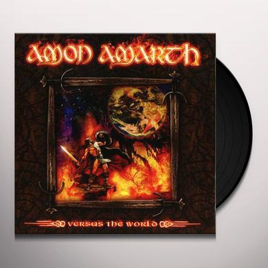 Amon Amarth VERSUS THE WORLD Vinyl Record