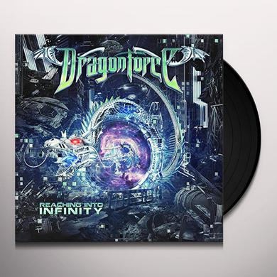 Dragonforce REACHING INTO INFINITY Vinyl Record