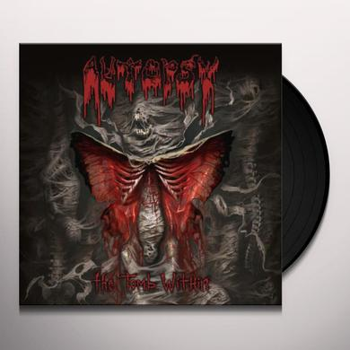 Autopsy TOMB WITHIN Vinyl Record