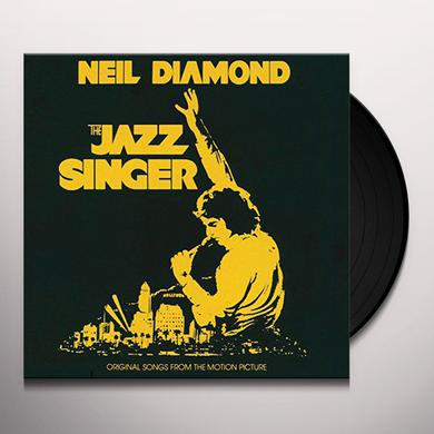 Neil Diamond JAZZ SINGER (ORIGINAL SONGS FROM MOTION PICTURE) Vinyl Record