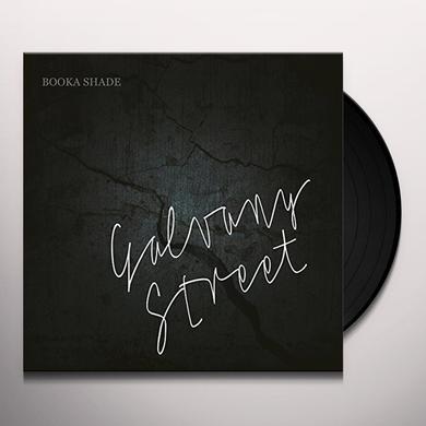 Booka Shade GALVANY STREET Vinyl Record