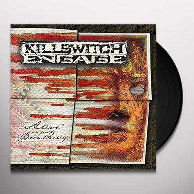 Killswitch Engage ALIVE OR JUST BREATHING Vinyl Record