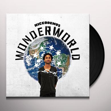 Nickodemus WONDERWORLD 2X7 Vinyl Record
