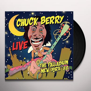 Chuck Berry LIVE PALLADIUM NEW YORK '88 Vinyl Record