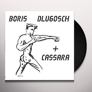 Boris Dlugosch & Cassara TRAVELLER Vinyl Record