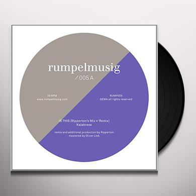 Kalabrese BANANENRAUBER Vinyl Record