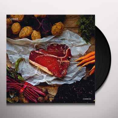 Kiani & His Legion LIMA OSCAR VICTOR ECHO Vinyl Record