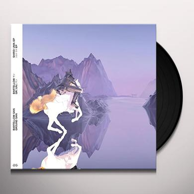 Bartellow & Dj Ground SHIROI UMA Vinyl Record