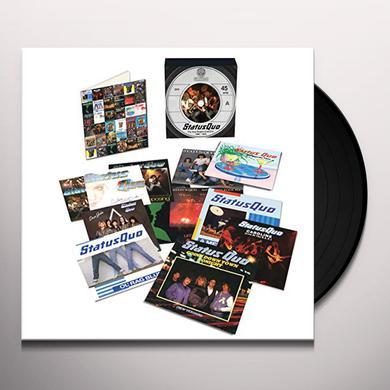 Status Quo VINYL SINGLES COLLECTION 1980 - 1984 Vinyl Record