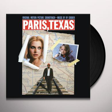 Ry Cooder PARIS TEXAS / O.S.T. Vinyl Record