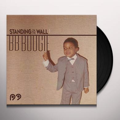 Bb Boogie STANDING ON THE WALL Vinyl Record