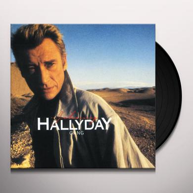 Johnny Hallyday GANG Vinyl Record