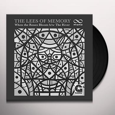 LEES OF MEMORY WHEN THE ROSES BLOOM / THE RIVER Vinyl Record