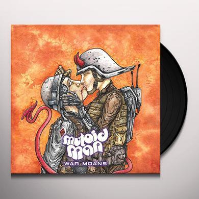 Mutoid Man WAR MOANS Vinyl Record