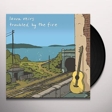 Laura Veirs TROUBLED BY THE FIRE Vinyl Record