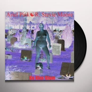 Ariel Pink / Stevie R. Moore KU KLUX GLAM Vinyl Record