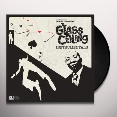 Lewis Parker PUZZLE EPISODE 2: THE GLASS CEILING INSTRUMENTALS Vinyl Record