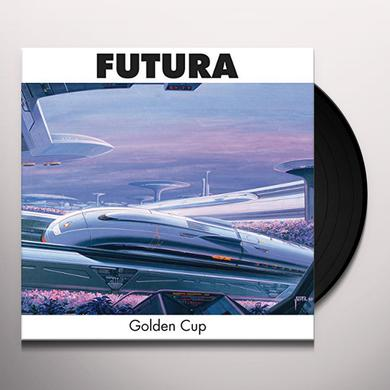 Golden Cup FUTURA Vinyl Record