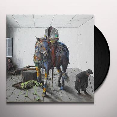 Unkle ROAD: PART I Vinyl Record