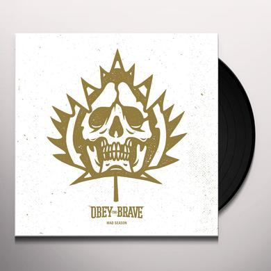 Obey The Brave MAD SEASON Vinyl Record