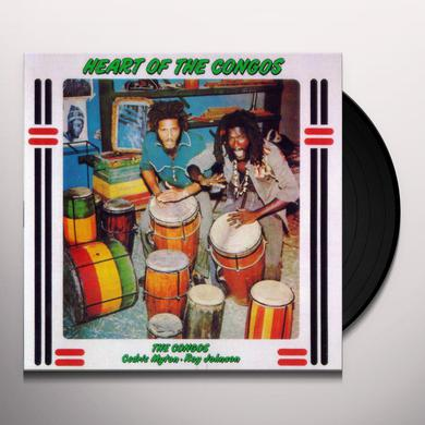 HEART OF THE CONGOS Vinyl Record