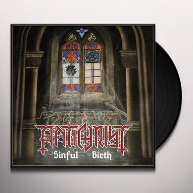 Antichrist SINFUL BIRTH Vinyl Record