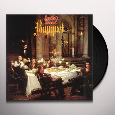 Lucifer'S Friend BANQUET Vinyl Record