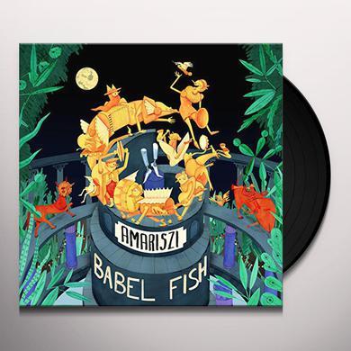 Amariszi BABEL FISH Vinyl Record