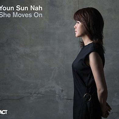 Youn Sun Nah SHE MOVES ON Vinyl Record