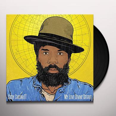 Cody Chesnutt MY LOVE DIVINE DEGREE Vinyl Record