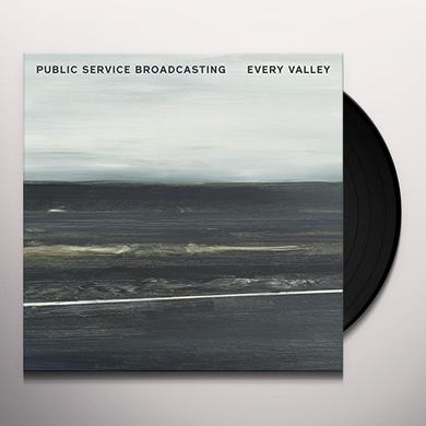 Public Service Broadcasting EVERY VALLEY Vinyl Record