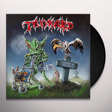 Tankard ONE FOOT IN THE GRAVE Vinyl Record