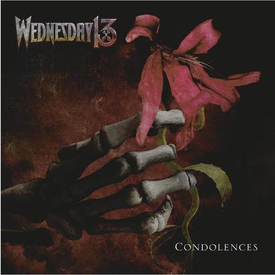 Wednesday 13 CONDOLENCES Vinyl Record