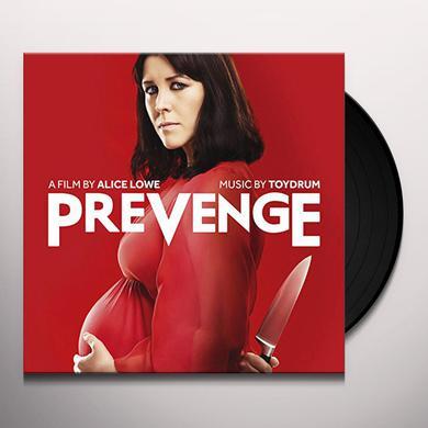 TOYDRUM PREVENGE / O.S.T. Vinyl Record