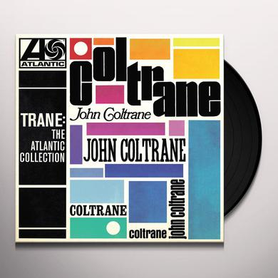 John Coltrane TRANE: THE ATLANTIC COLLECTION Vinyl Record