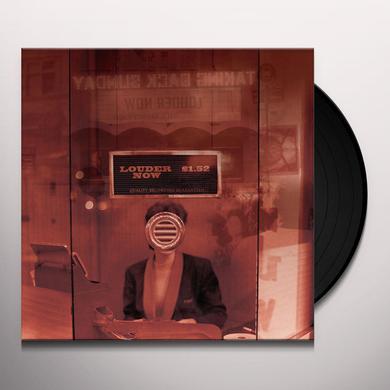 Taking Back Sunday LOUDER NOW Vinyl Record