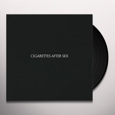 CIGARETTES AFTER SEX Vinyl Record