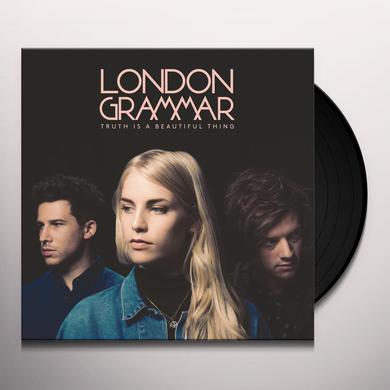 London Grammar TRUTH IS A BEAUTIFUL THING Vinyl Record