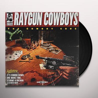 RAYGUN COWBOYS COWBOY CODE Vinyl Record