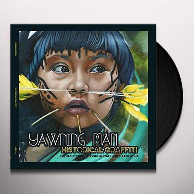 Yawning Man HISTORICAL GRAFFITI Vinyl Record