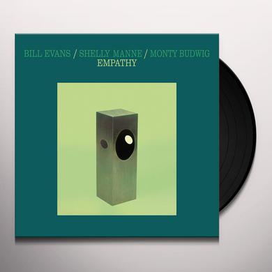 Bill Evans / Shelly Manne / Monty Budwig EMPATHY Vinyl Record