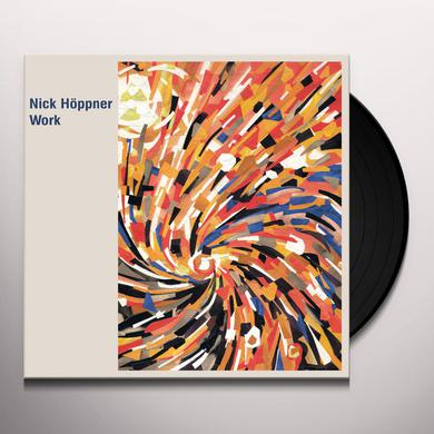 Nick Hoppner WORK Vinyl Record