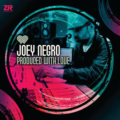 Joey Negro PRODUCED WITH LOVE Vinyl Record