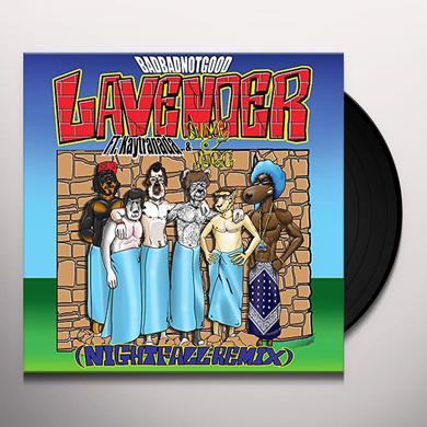 Badbadnotgood LAVENDER Vinyl Record