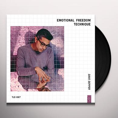 Dave Depper EMOTIONAL FREEDOM TECHNIQUE Vinyl Record