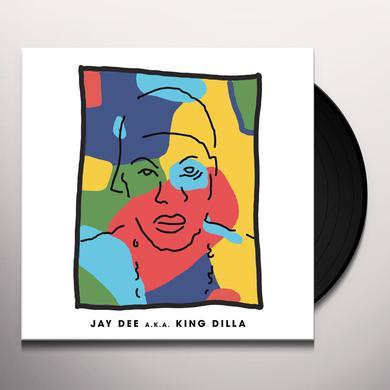 JAY DEE AKA KING DILLA Vinyl Record
