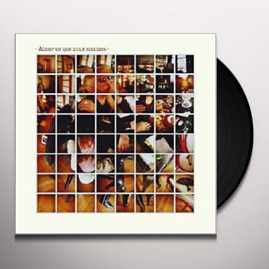 Christophe AIMER CE QUE NOUS SOMMES Vinyl Record