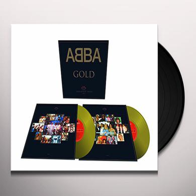 Abba GOLD: GREATEST HITS (25TH ANNIVERSARY) Vinyl Record