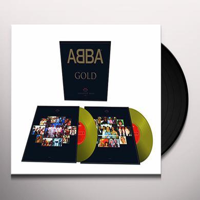 Abba GOLD: GREATEST HITS (25TH ANNIVERSARY) Vinyl Record