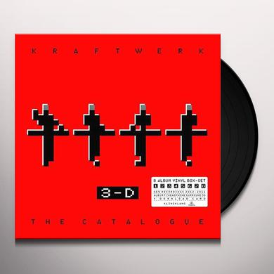 Kraftwerk 3-D: THE CATALOGUE Vinyl Record